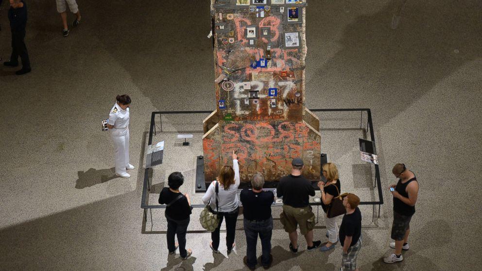 911 indoctrination museum. Black Bedroom Furniture Sets. Home Design Ideas